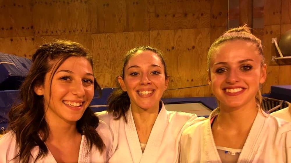 Karate Piacenza Farnesiana-Acrobatic sugli allori a Cesenatico