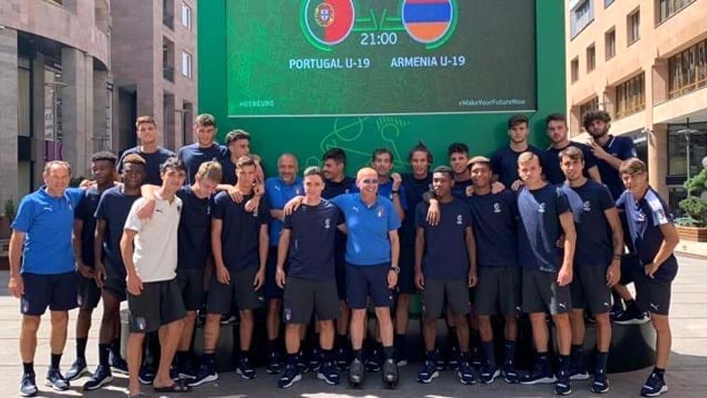 Sabato agli Europei gara decisiva per l'Italia Under 19 di Fagioli