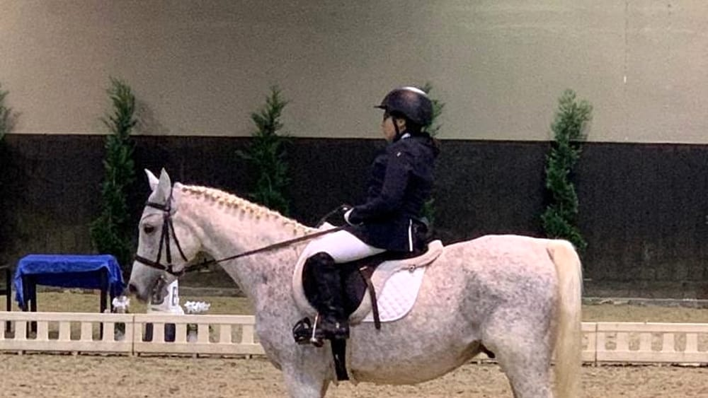 Equitazione Paralimpica 1-2