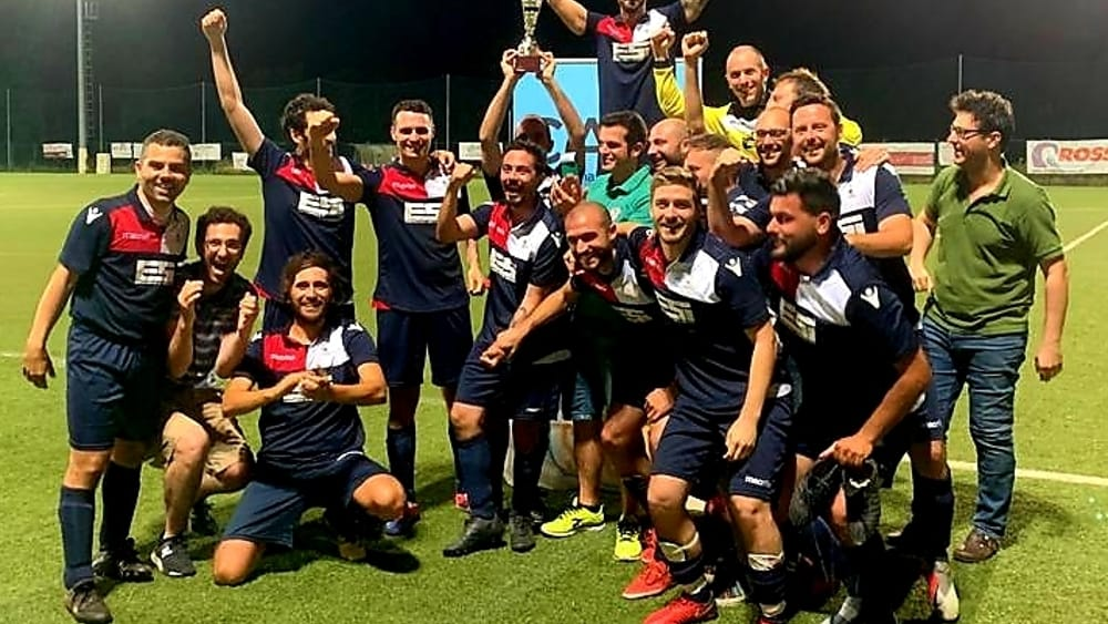CAI Soccer Piacenza - Calcio a 11: i sorteggi mercoledi, lunedi 23 la finale di Supercoppa