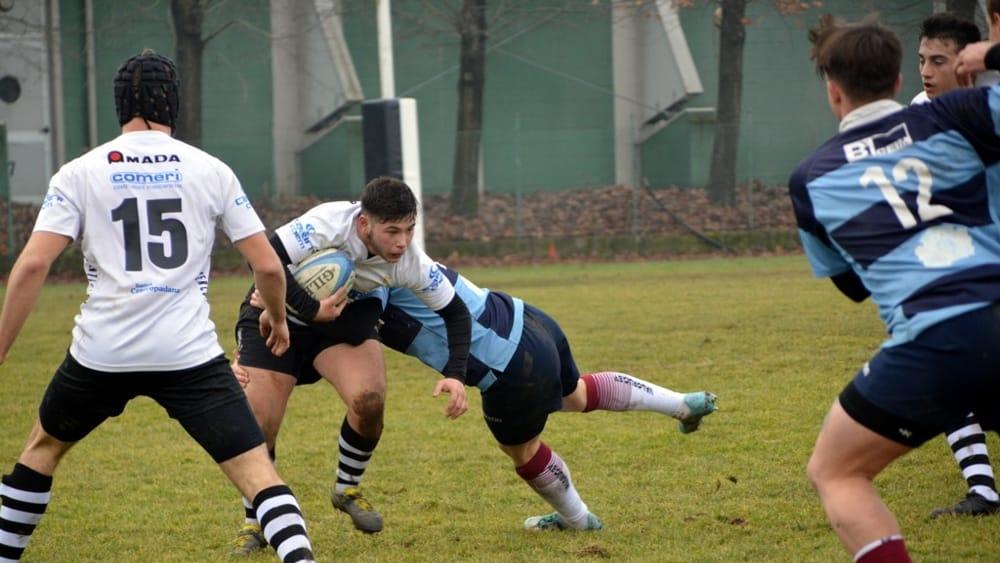 Rugby - Lyons: Under 18, pari col Modena e vittoria sul Noceto. Ok l'Under 16 contro il Formigine