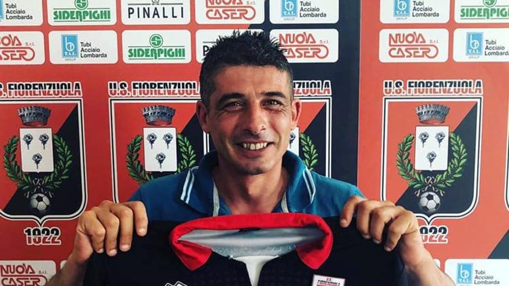 Fiorenzuola - Luca Tabbiani: «Bene per 85' ma serve più attenzione nel finale di partita»