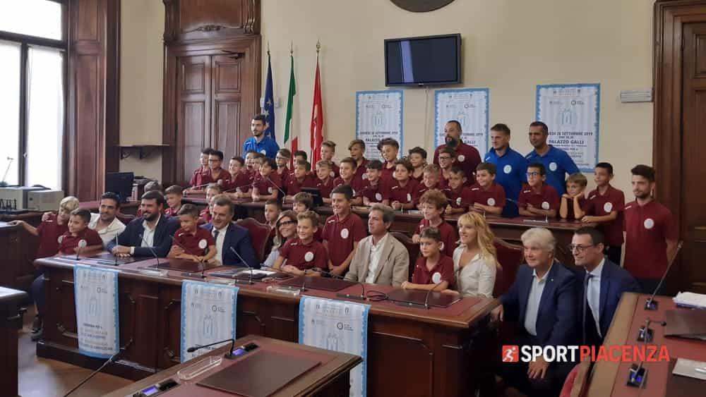 Il San Giuseppe soffia su 40 candeline. Il sindaco Barbieri:«Società che svolge un ruolo importante, non solo in ambito sportivo»