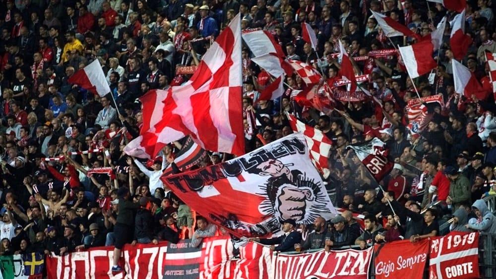 Verso Imolese-Piacenza: sold out in mezza giornata. I tifosi piacentini polverizzano 660 biglietti in poche ore