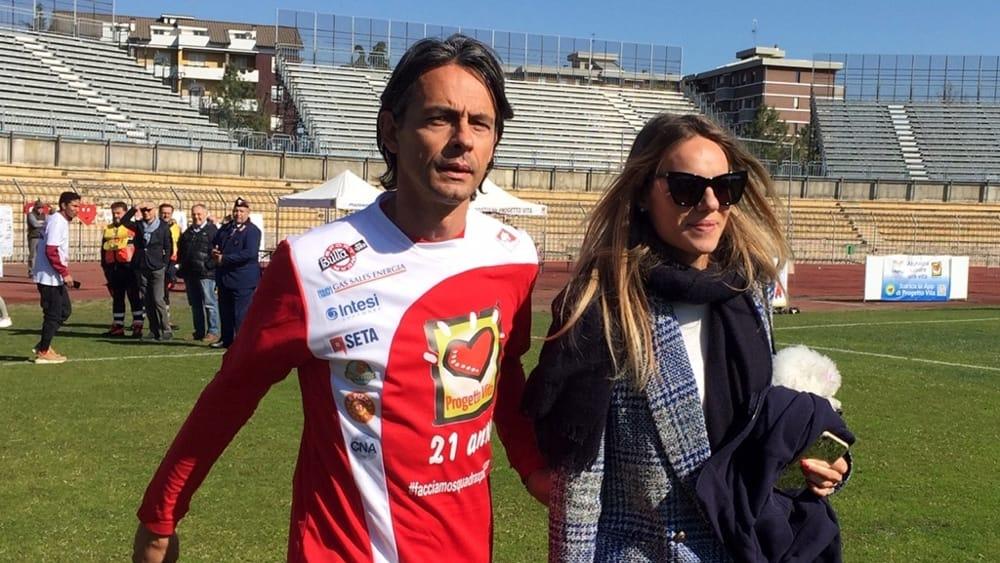 Pippo Inzaghi: «Speriamo che piano piano il Piacenza torni dove merita» Video