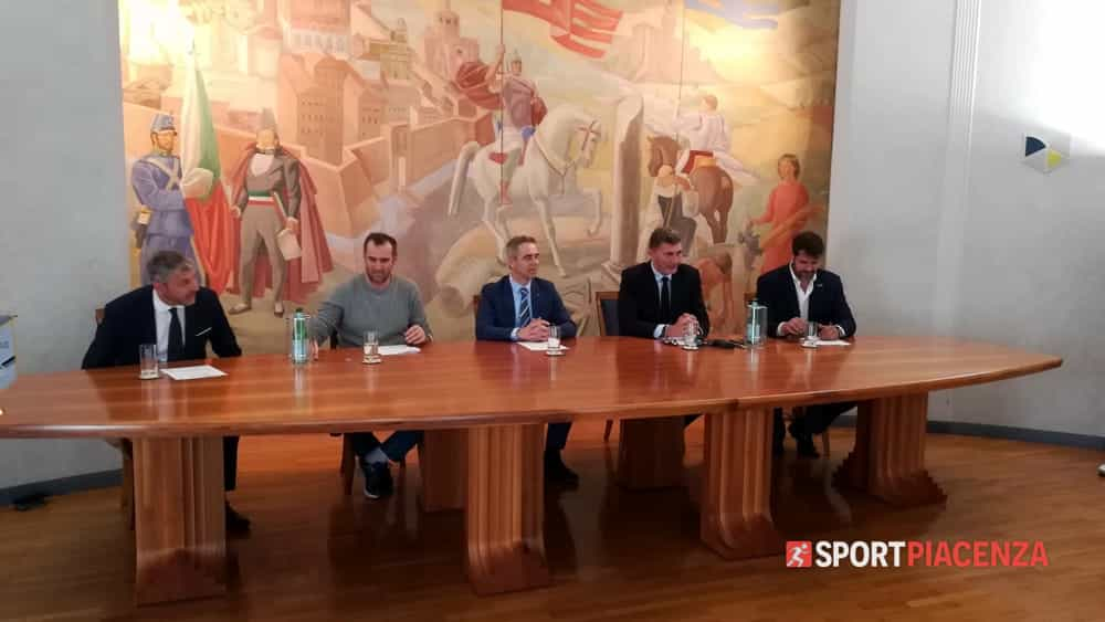 Gardini: «Mi ha convinto l'entusiasmo di Piacenza. Faremo bene già da quest'anno, ma prepariamoci a un campionato durissimo». VIDEO