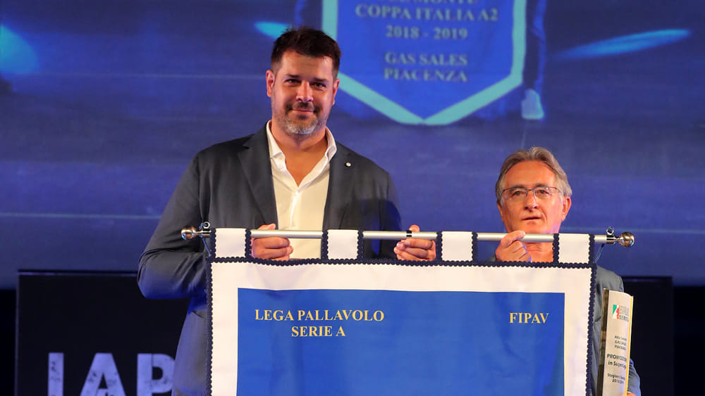 Volley - Gas Sales, esordio il 20 ottobre in trasferta con la Lube, poi al PalaBanca arriva Modena