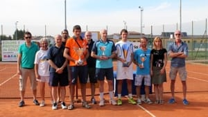 Tennis - I risultati del Memorial Pietro Cavalli - 5