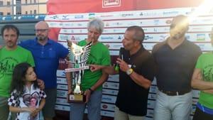 Premiazioni Placentia Half Marathon 2017 premio Lokomwa-2