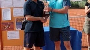 Tennis - I risultati del Memorial Pietro Cavalli - 2
