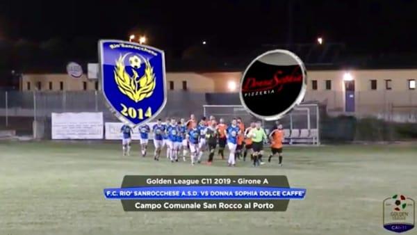 CAI Soccer Piacenza - Gli highlight video di Fc Rio SanRocchese-Donna Sophia Dolce Caffè
