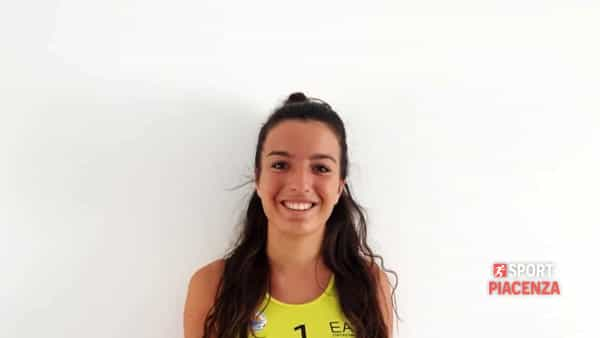 Alessia Arfini quinta al Campionato Italiano Under 19 di beach volley