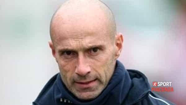 Il tecnico Arnaldo Franzini, prima ha salvato il Pro Piacenza in Lega Pro e ora guida il Piacenza dei record in Serie D