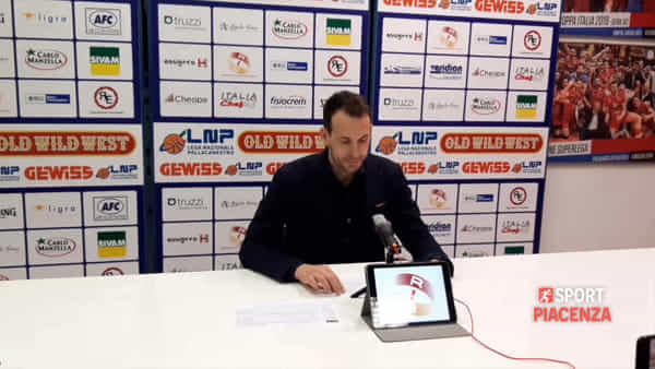 Ceccarelli: «Siamo una squadra matta. E che bravi Santiangeli e Gasparin». VIDEO