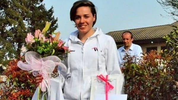 Silvia Zanardi premiata con il Sombrero d'oro. VIDEO