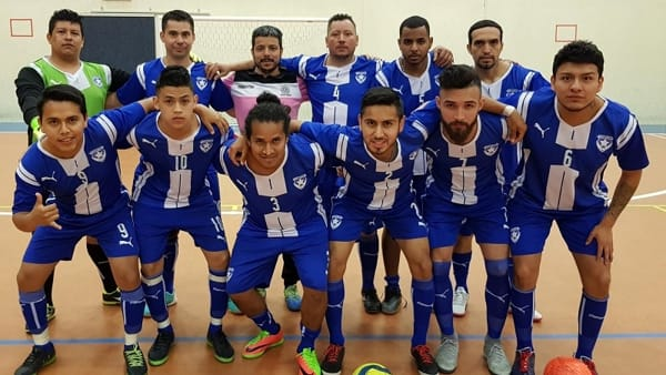 Bulls Alianza Latina - 1^ classificata Golden Calcio a 5-2