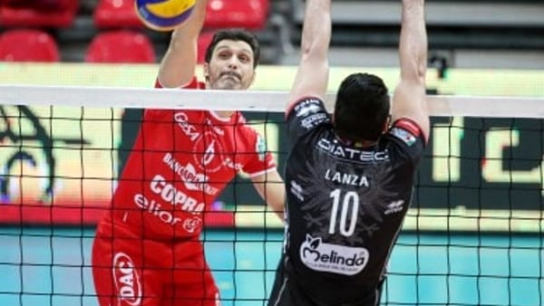 Volley - Papi, nuovo record: con Verona 700 partite in A1