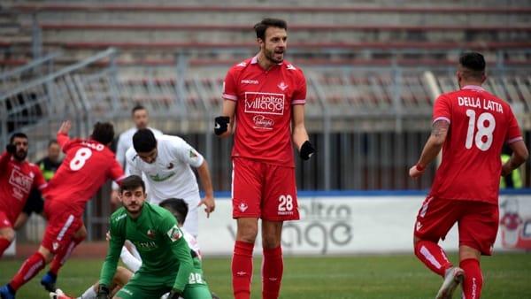 Gli highlight di Piacenza-Lucchese 1-0, Gianluca Nicco regala la vetta ai biancorossi