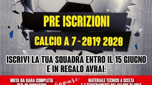 Locandina campionati Calcio a 7 - 2019 2020_m-2