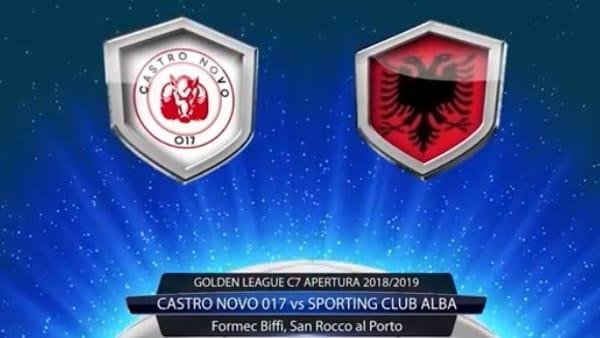 Cai Soccer Piacenza - Gli highlight video di Castro Novo 017-Sporting Club Alba