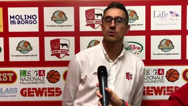 Matteo Brambilla: «L'apporto dei tifosi è stato fondamentale»