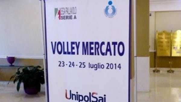 Volley A1 - Definite tutte le rose della Superlega