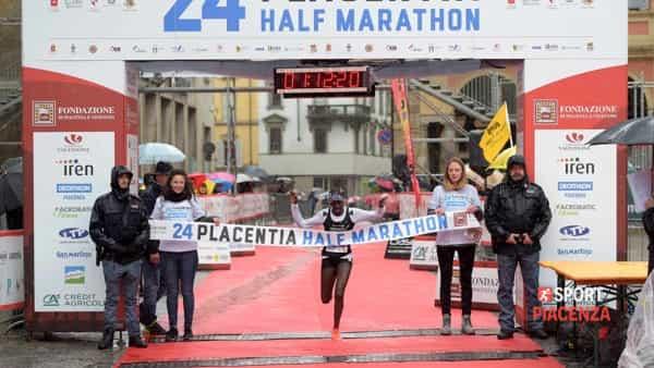 Placentia Half Marathon 2019 vincitore femminile-2