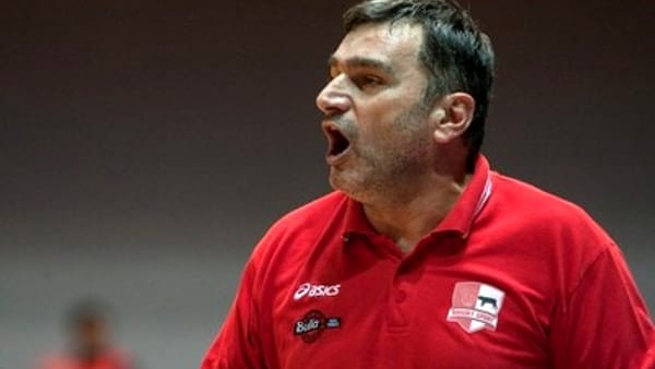 Coach Claudio Coppeta (foto bakerybasket.it)