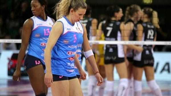 Volley - Super Sorokaite trascina Piacenza - 1
