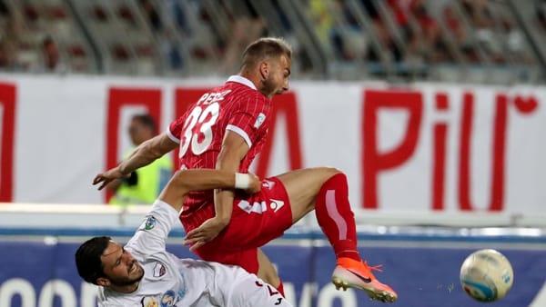 Serie C - Gli highlight VIDEO di Trapani-Piacenza 2-0