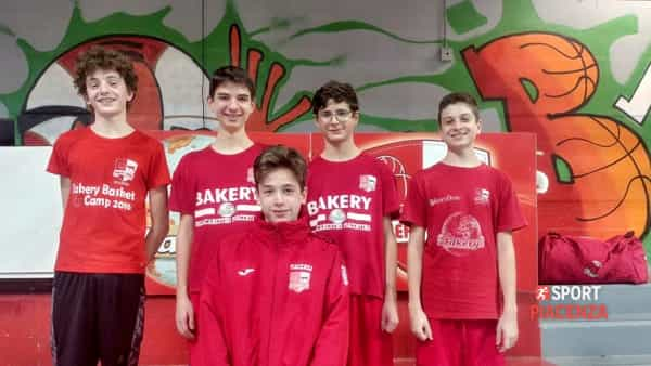 Bakery: l'Under 18 soffre ma vince. L'Under 16 domina il derby