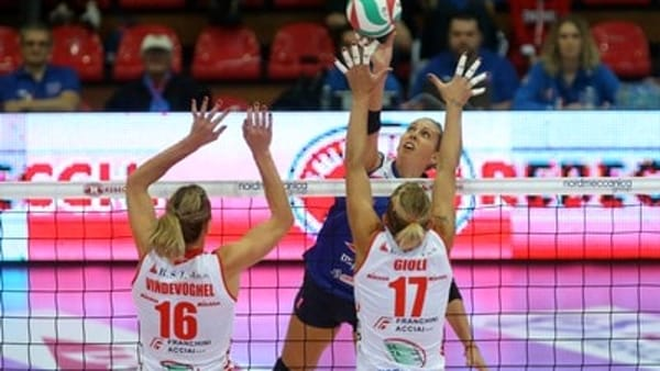 Volley - Piacenza chiede a Cannes il pass di Champions