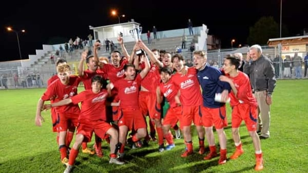 Allievi Provinciali - Finale Gossolengo-Folgore, 2-1 dopo i tempi supplementari. VIDEO e FOTO