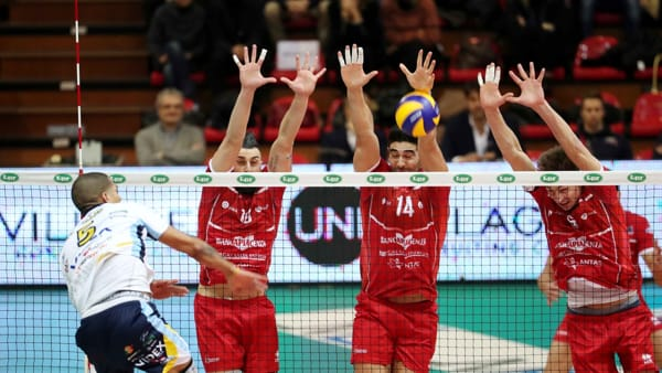 Anche Tondo e Yudin con la Gas Sales in Superlega