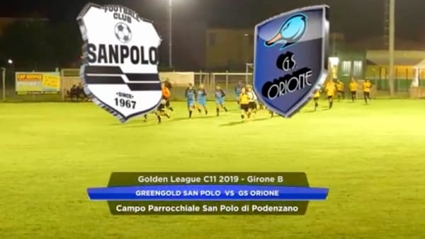 CAI Soccer Piacenza - Gli highlight di Greengold San Polo - Gs Orione VIDEO