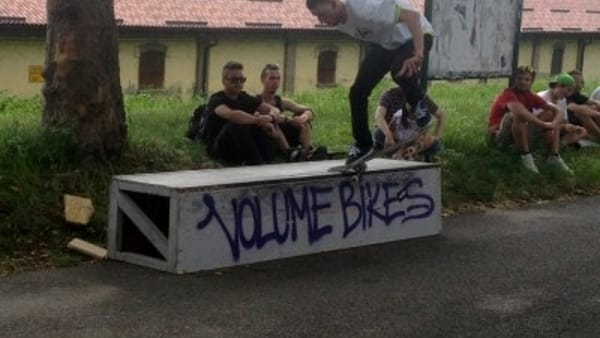 Alley Oop: spettacolo freestyle all'arena Daturi - 4