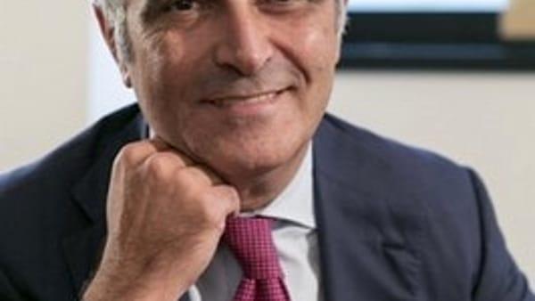 Roberto Pighi, l'uomo nuovo dello sport piacentino. Insieme alla famiglia Arici ha salvato il Copra Volley, oggi LPR