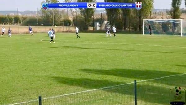 CAI Soccer Piacenza - Gli highlight di Pro Villanova-Nibbiano Calcio Amatori