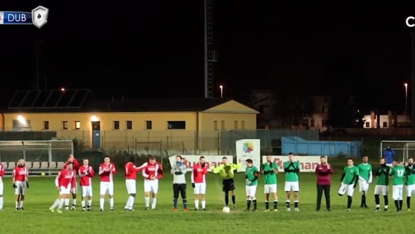 CAI Soccer Piacenza - Gli highlight video di Rio Sanrocchese-Dubliner's Irish Pub