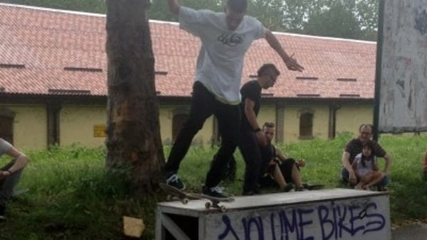 Alley Oop: spettacolo freestyle all'arena Daturi - 3