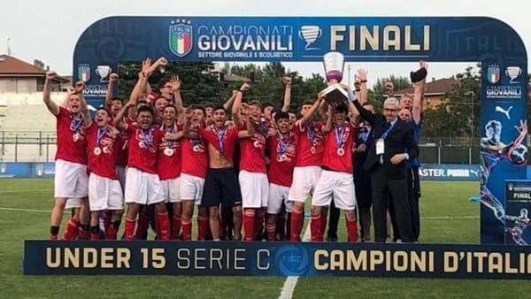 Piacenza - L'Under 15 è campione d'Italia di Serie C: guarda qui il VIDEO della partita