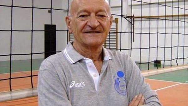Vincenzo Gambardella, storico presidente della Fipav piacentina