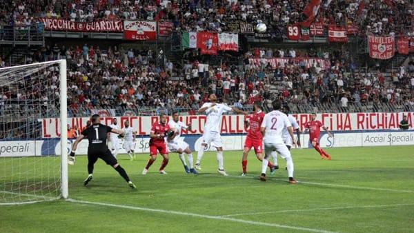 Gli highlight di Piacenza-Trapani: 0-0, netti i due rigori non assegnati ai biancorossi