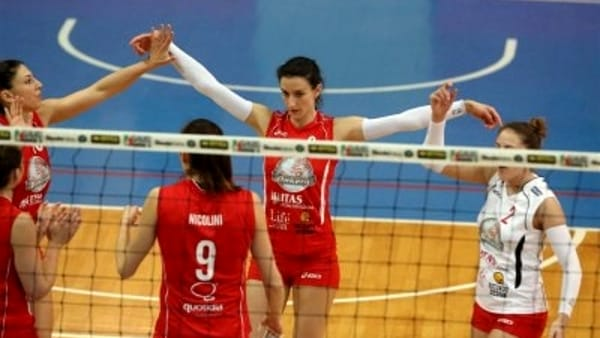 Volley B - Un Bakery senza ostacoli vola in semifinale