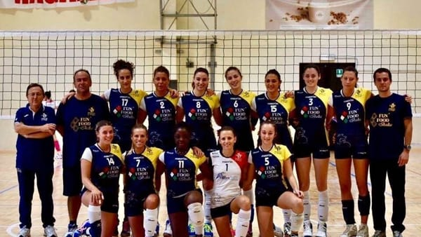 Volley C e D - Il Busa mostra i muscoli alla seconda in classifica. VIDEO