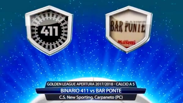 Cai Soccer Piacenza - Highlight VIDEO di Binario 411-Bar Ponte e Postum Villa-O.R.A.B
