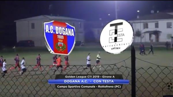 CAI Soccer Piacenza - Gli highlight video di Dogana AC-Con Testa