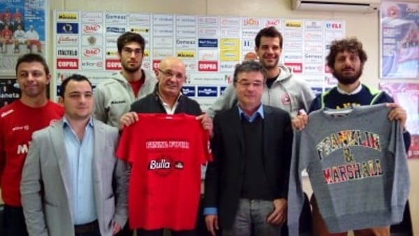 Volley - Copra Elior, quante iniziative per i play off