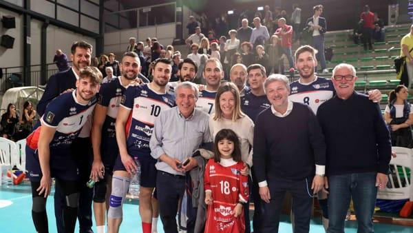 Spoleto-Gas Sales: gli highlight di un match emozionante