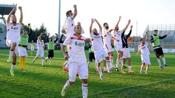 Il Piacenza Calcio chiude il 2015 in vetta alla Serie D con la cifra record di 50 punti